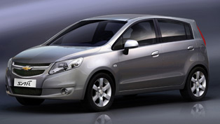 chevrolet sail and mpv concept debut at the auto expo new delhi