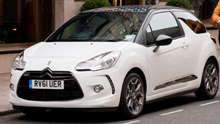 2012 Citroen DS3 Ultra Prestige Price - £20 700