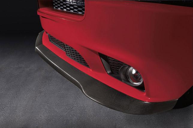 2012 Dodge Charger Redline by Mopar