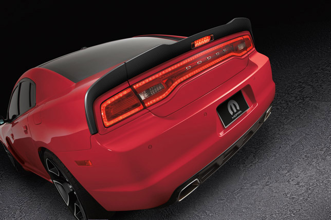 2012 Dodge Charger Redline by Mopar