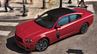 2012 Mopar Dodge Charger Redline