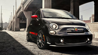 2012 FIAT 500 Abarth – Price $22 000