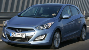 2012 Hyundai i30 5-door - Price £14 495