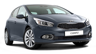 kia cee'd fresh in spring 2012