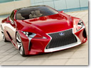 Lexus LF-LC Sports Coupe Concept New Pictures