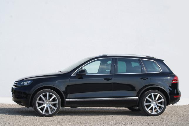 MTM Audi Touareg TDI (2012)
