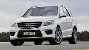 2012 Mercedes ML 63 AMG US Price – $95 865