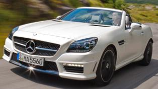 2012 Mercedes SLK 55 AMG Price - £54 950
