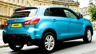2012 Mitsubishi ASX Price - £16 499