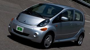 2012 Mitsubishi i-MiEV – Price $21625