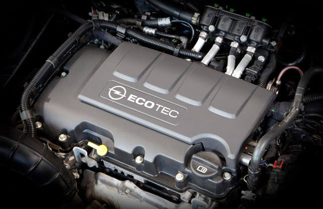 Opel EcoFLEX engine (2013)