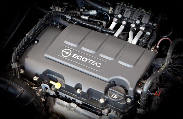 Opel EcoFLEX engine (2013)
