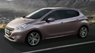 Peugeot 208: Thiner and Less Thirstier