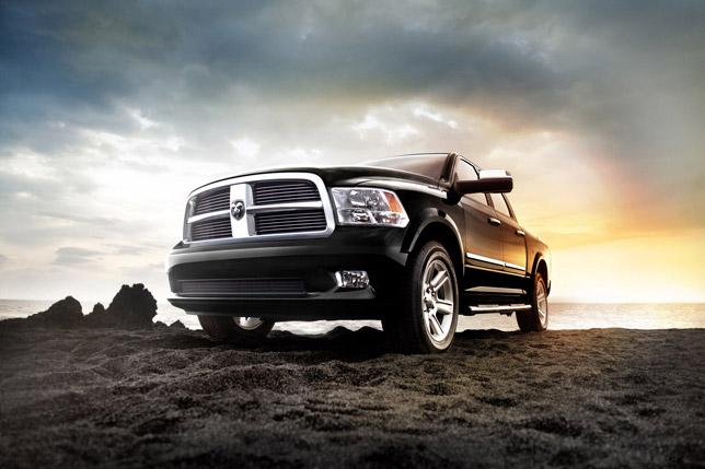 2012 Ram 1500 Laramie Limited