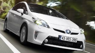 2012 Toyota Prius Price - £21 350