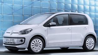 2012 Volkswagen up! 5-door