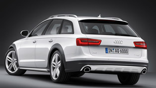 2012 Audi A6 Allroad Quattro UK Price - £43 145 OTR