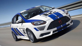 Ford Focus ST-R Ready to Go