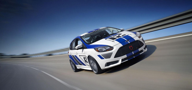 Ford Focus ST-R (2012)