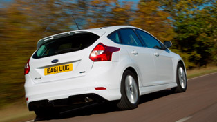 2012 Ford Focus Zetec S 2.0 TDCi [video]