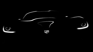 2013 Dodge Viper SRT [teaser]