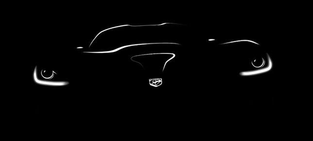 2013 Dodge Viper SRT teaser