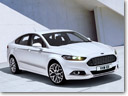 2013 Ford Mondeo [first pictures]