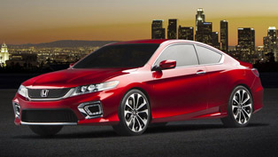 2013 Honda Accord Coupe Concept - NAIAS