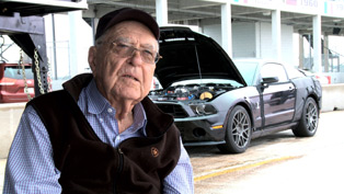 2013 Ford Shelby GT500 Durability Car Auctioned