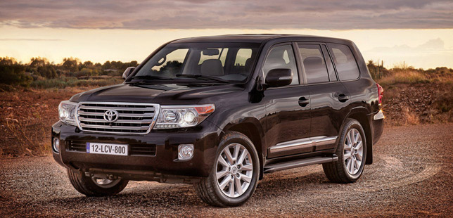 Toyota Land Cruiser (2013)