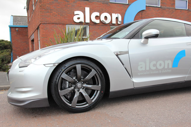 Alcon CCX SuperKit for Nissan GT-R