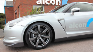 Alcon CCX SuperKit for Nissan R35 GT-R