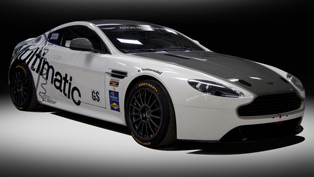 Aston Martin Vantage V8 GT4 to Appear at CTSCC