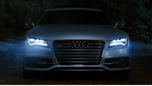 Audi S7 Spot on 2012 Super Bowl