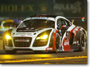 Audi R8 Grand-AM debut at Daytona 24h