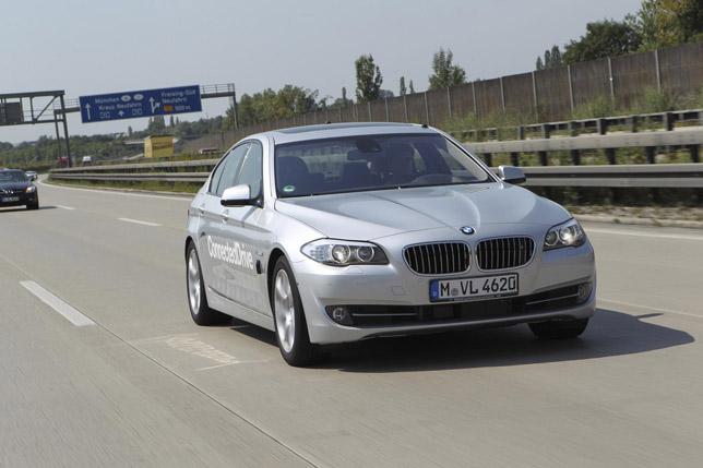 BMW CDC