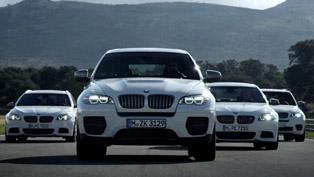 BMW M Performance Automobiles [HD video]