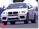 BMW X6M Evotech Stage 2 vs Mercedes-Benz CL63 AMG [HD video]