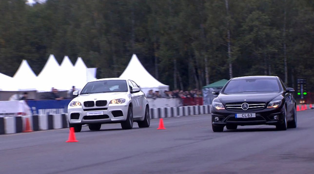 BMW X6M vs CL