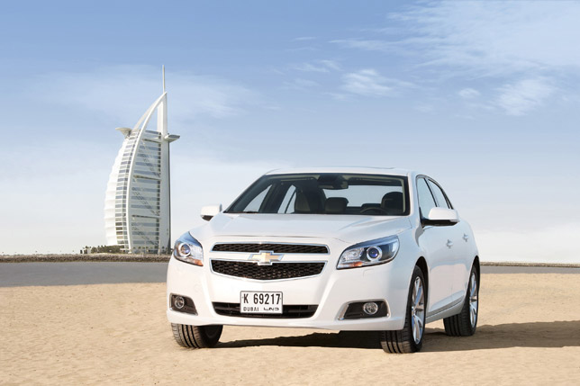 Chevrolet Malibu in Dubai