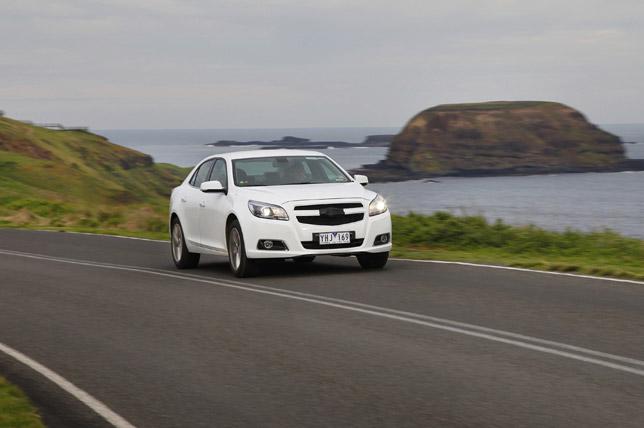 Chevrolet Malibu in Australia