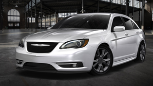 2012 Mopar Chrysler 200 Super S