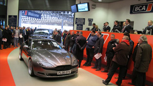 2006 fisker tramonto sold for £50 000 at bca