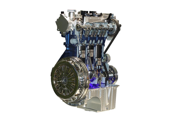 Ford EcoBoost 1.0 litre engine