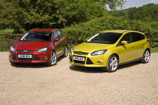 Ford Focus will carry the 1.0 EcoBoost