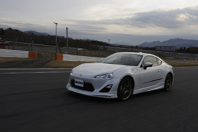 GT 86 Modelista Version