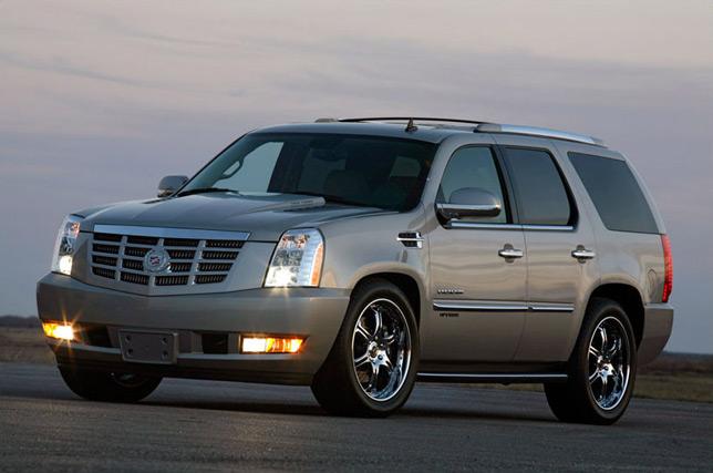 Hennessey Cadillac Escalade