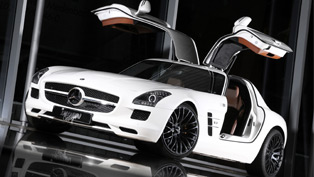 inden design challenge the sls amg gullwing