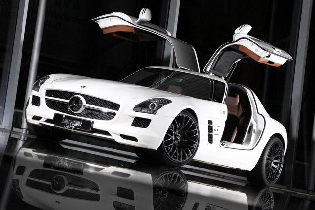 INDEN-Design Mercedes SLS AMG