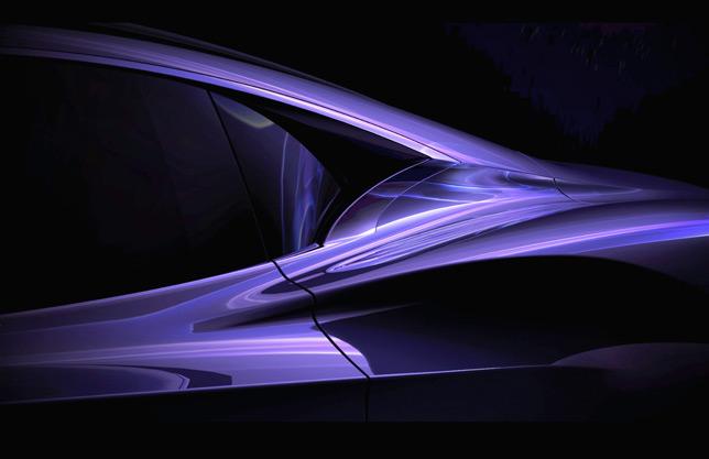 Infiniti Advanced Sports Car Concept